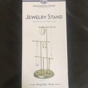 New in Box Jewelry Stand